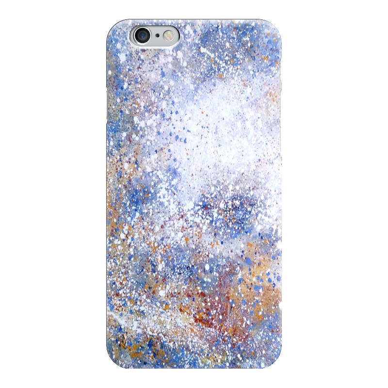 Чехол для iPhone 6 глянцевый Printio Магелланово облако 1