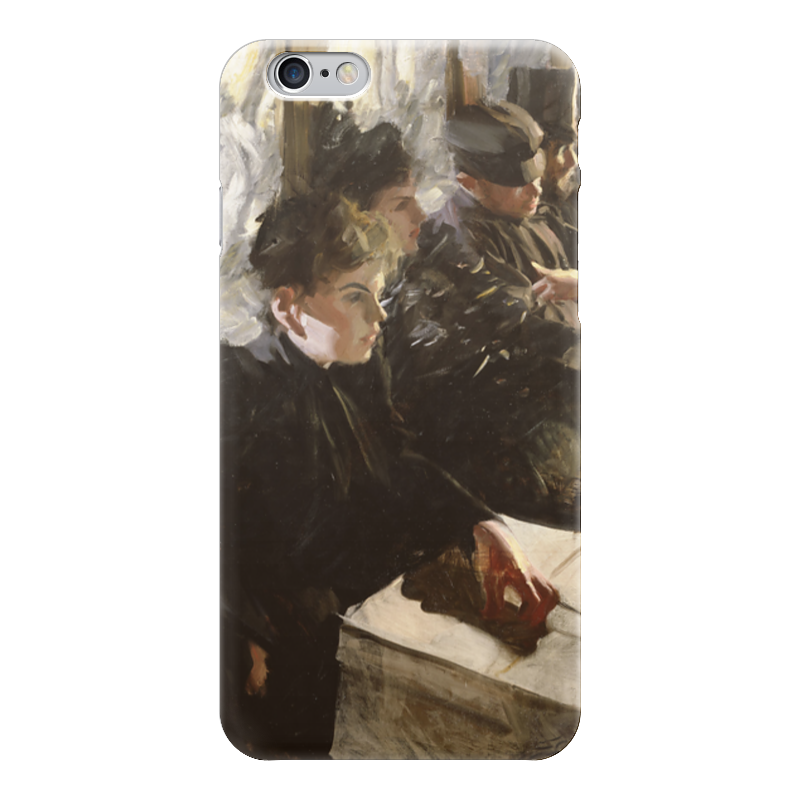 Чехол для iPhone 6 глянцевый Printio Omnibus megatokyo omnibus volume 2