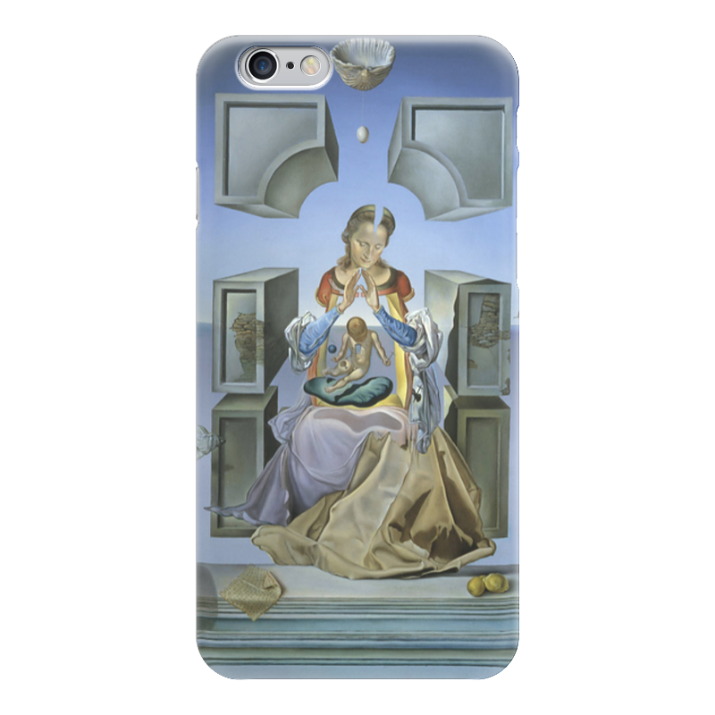 Чехол для iPhone 6 глянцевый Printio Сальвадор дали / мадонна порт-льигата чехол для iphone 6 глянцевый printio сальвадор дали