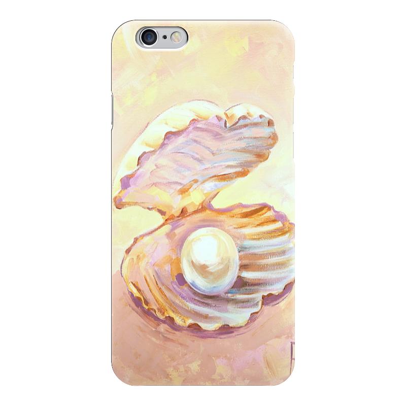 Чехол для iPhone 6 глянцевый Printio Жемчужина моего сердца минеральная вода жемчужина байкала 1 25 негаз пэт жемчужина байкала