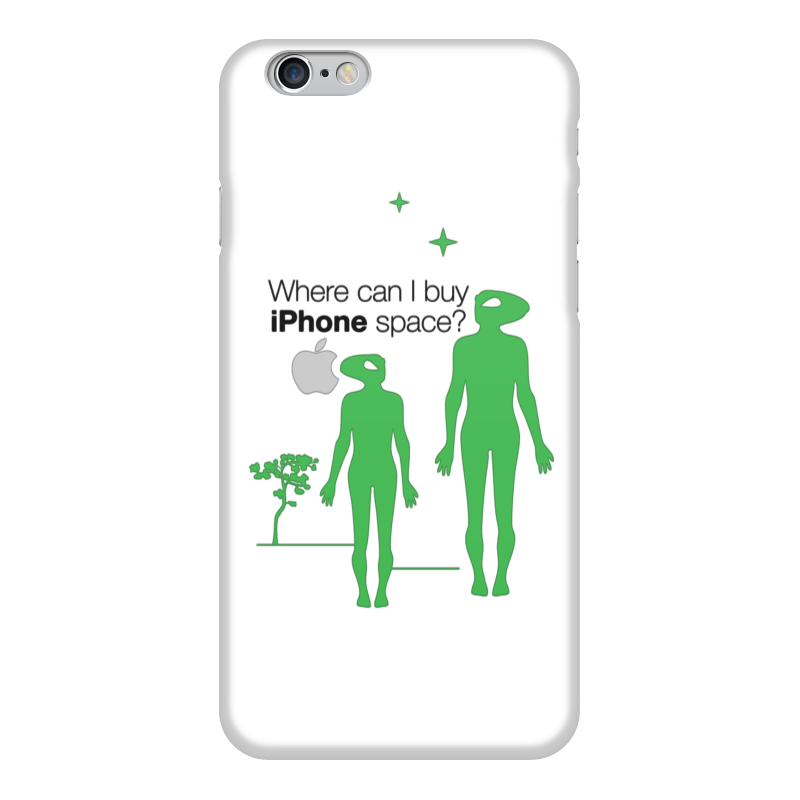 Чехол для iPhone 6 глянцевый Printio Iphone cover idsd8 купить