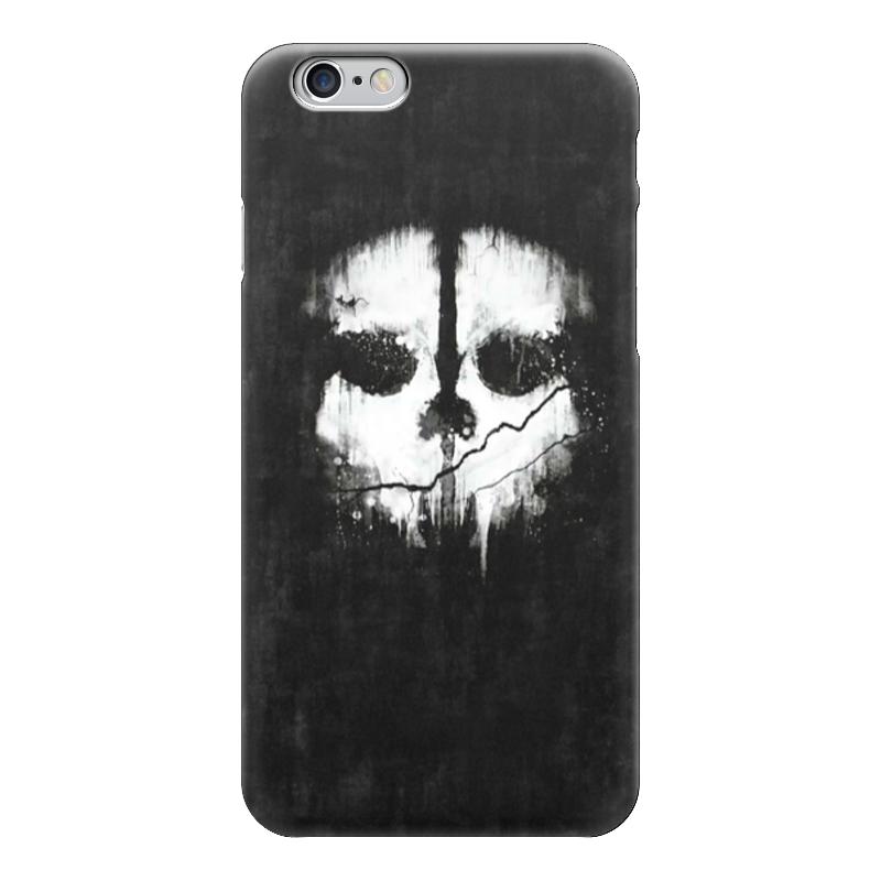 Чехол для iPhone 6 глянцевый Printio Call of duty: ghosts игра для ps3 call of duty ghosts