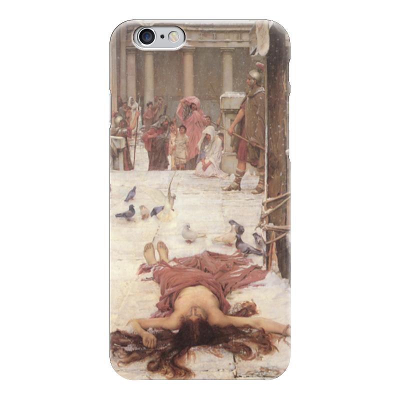 Чехол для iPhone 6 глянцевый Printio Святая евлалия (джон уильям уотерхаус) уильям уинн уэсткотт книга творения сефер йецира