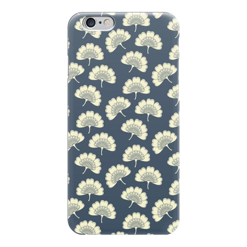 Чехол для iPhone 6 глянцевый Printio Цветочный чехол для iphone 6 глянцевый printio цветочный