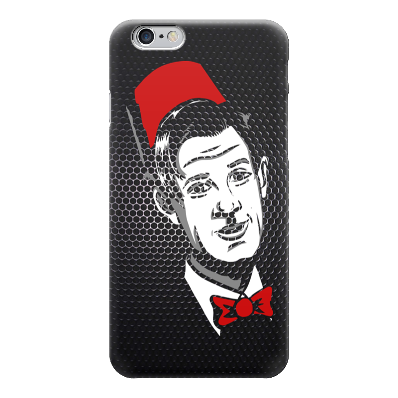 Чехол для iPhone 6 глянцевый Printio Доктор кто (doctor who) чехол для iphone 6 глянцевый printio time lord doctor who