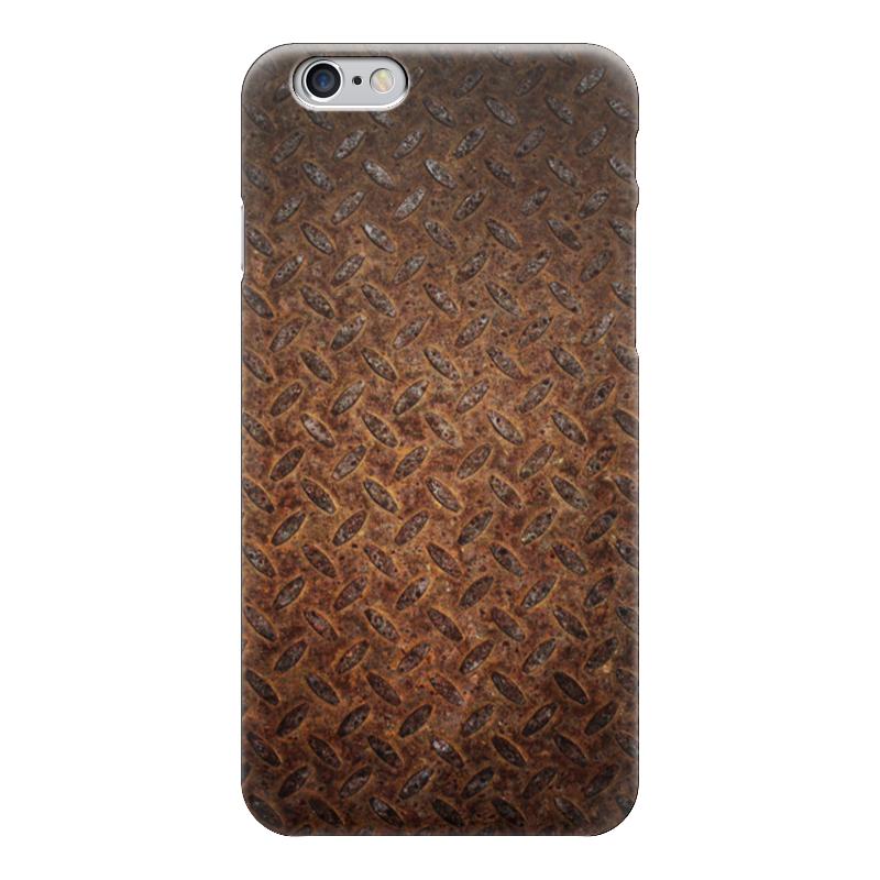 Чехол для iPhone 6 глянцевый Printio Очень ржавый