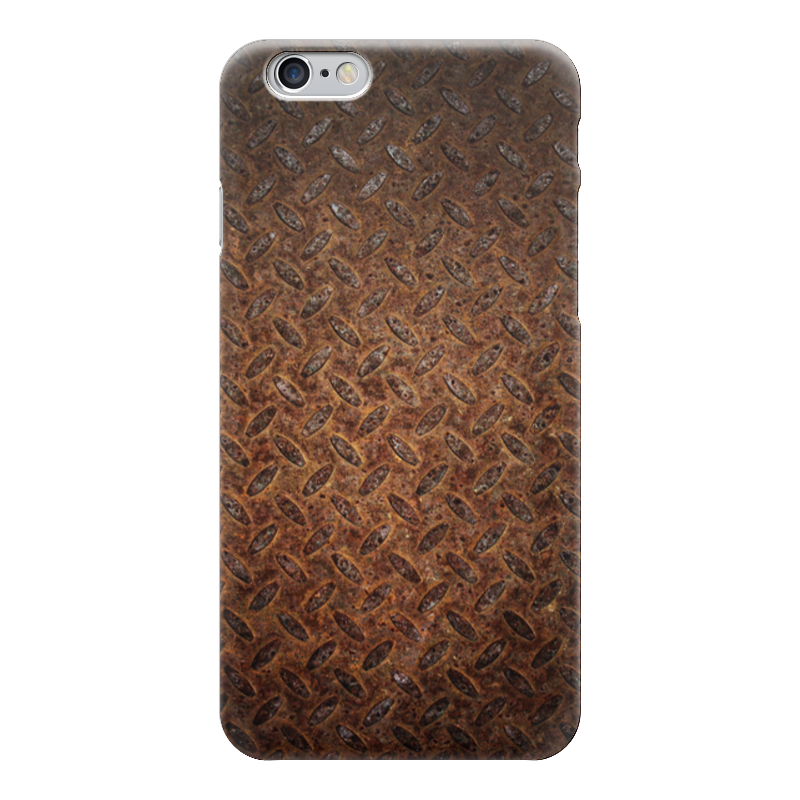 Чехол для iPhone 6 глянцевый Printio Очень ржавый айфон в тц xl