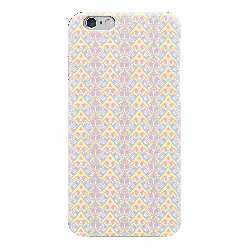 Чехол для iPhone 6 глянцевый Printio Ngjjvbn480 платье без рукавов printio ngjjvbn480