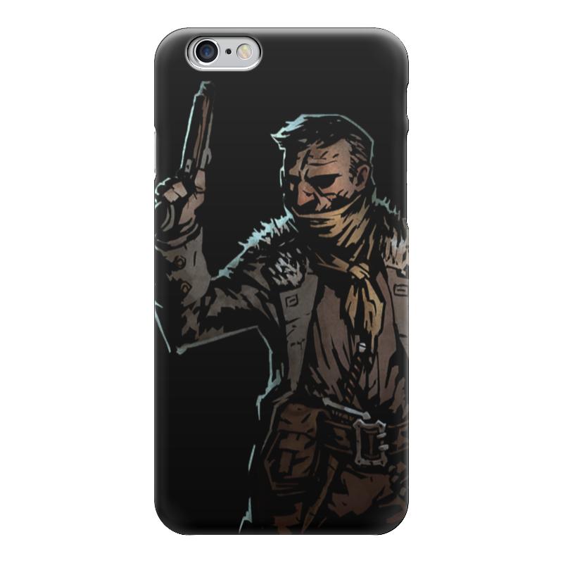 Чехол для iPhone 6 глянцевый Printio Highwayman(darkest dungeon) чехол для iphone 6 глянцевый printio hunter darkest dungeon