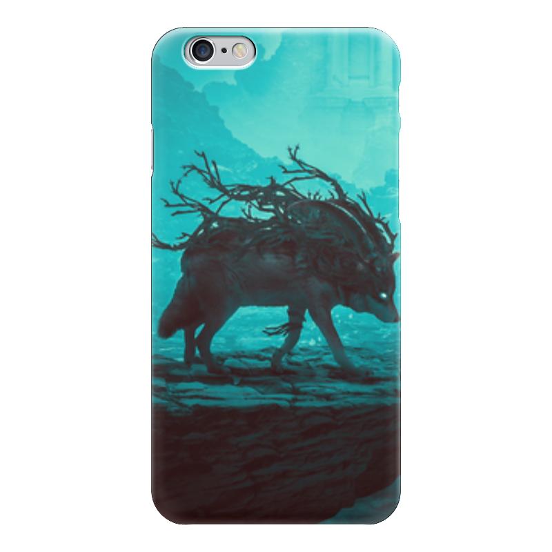 Чехол для iPhone 6 глянцевый Printio Мать волчица анна анакина на краю обрыва…