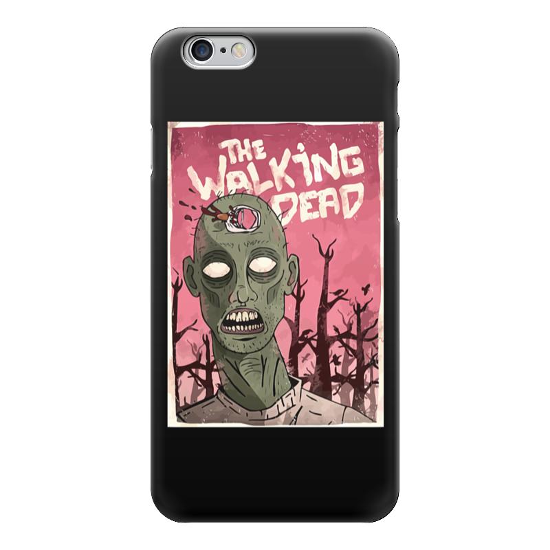 Чехол для iPhone 6 глянцевый Printio Ходячие мертвецы (the walking dead) чехол для iphone 6 глянцевый printio the walking dead