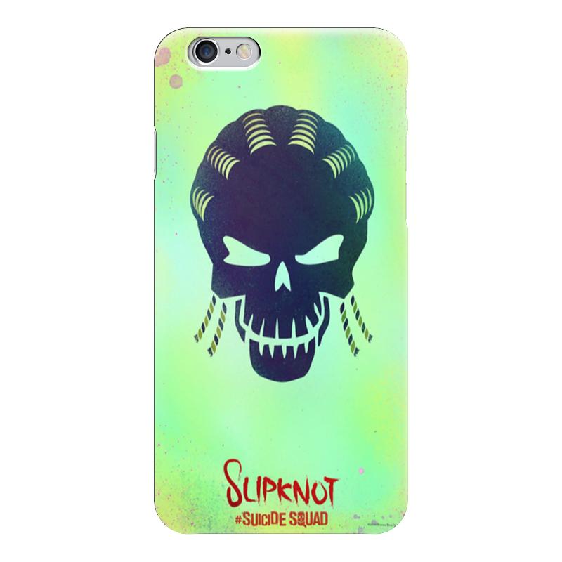 Чехол для iPhone 6 глянцевый Printio Отряд самоубийц чехол для iphone 7 глянцевый printio отряд самоубийц