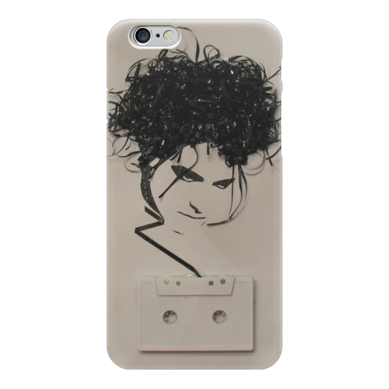 Чехол для iPhone 6 глянцевый Printio The cure сумка printio the cure wish