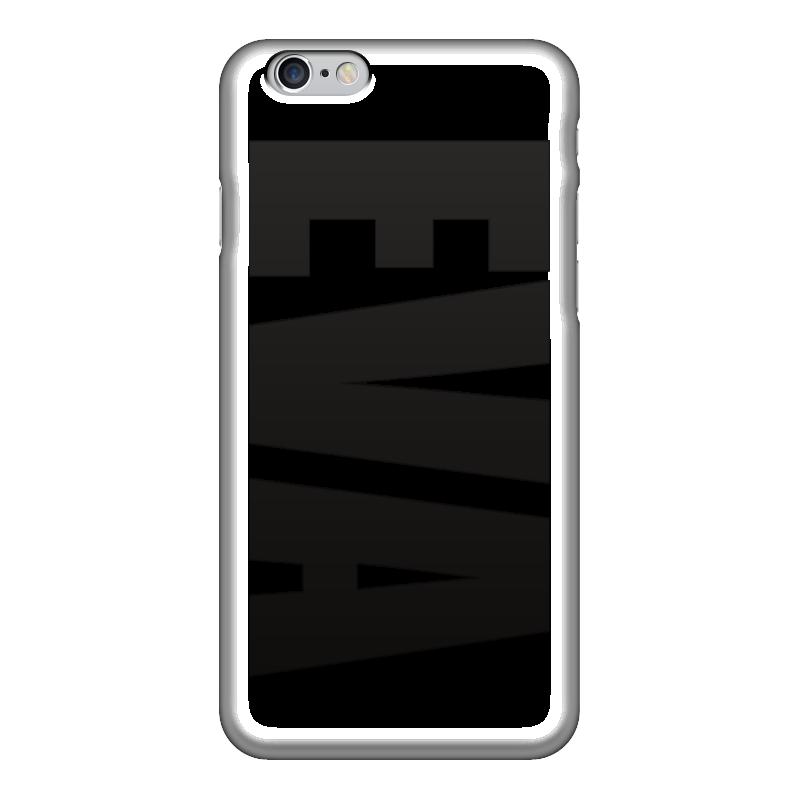 Чехол для iPhone 6 глянцевый Printio С именем ева чехол для iphone 5 printio с именем лариса