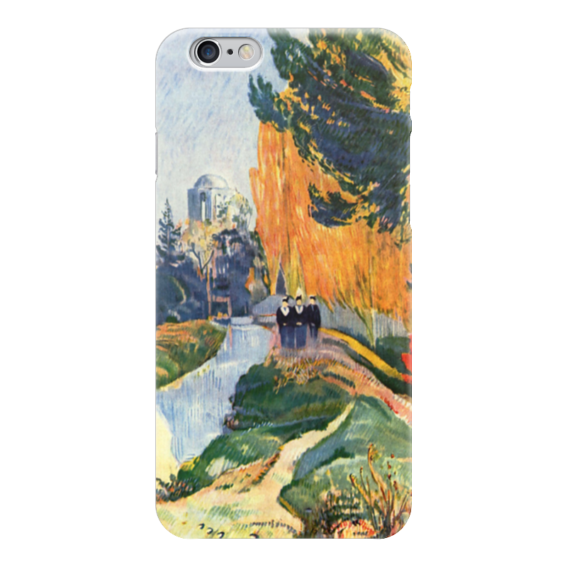 Чехол для iPhone 6 глянцевый Printio Алискамп чехол для iphone 6 глянцевый printio дама в голубом картина сомова