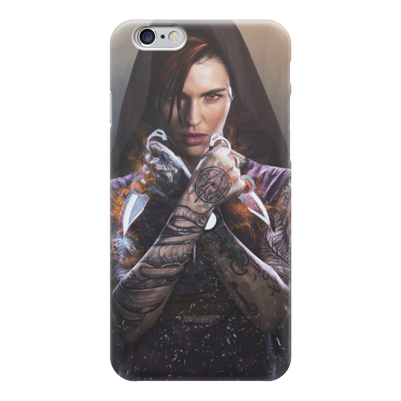 Чехол для iPhone 6 глянцевый Printio Ruby rose iphone 6 чехол для iphone 6 глянцевый printio геркулес и омфала