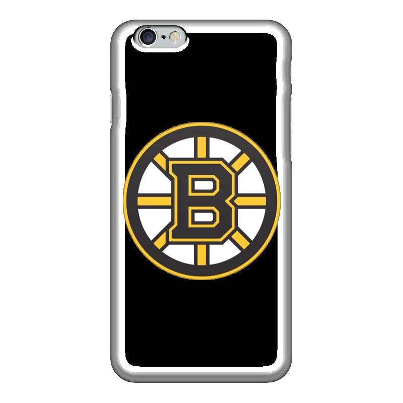 Чехол для iPhone 6 глянцевый Printio Boston bruins мотоблок дизельный patriot boston 9de
