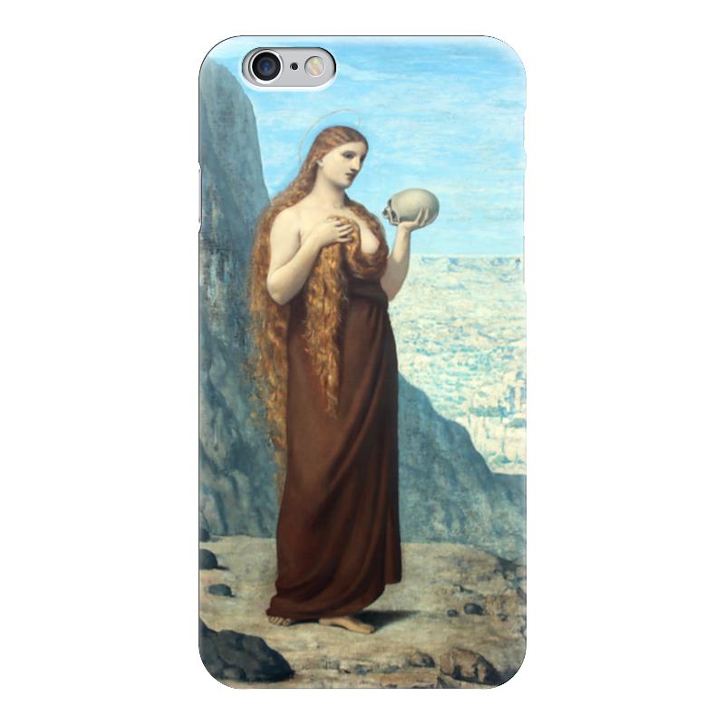 Чехол для iPhone 6 глянцевый Printio Мария магдалина в пустыне профет элизабет клэр бут эннис мария магдалина тв вселенский аспект женской божественности