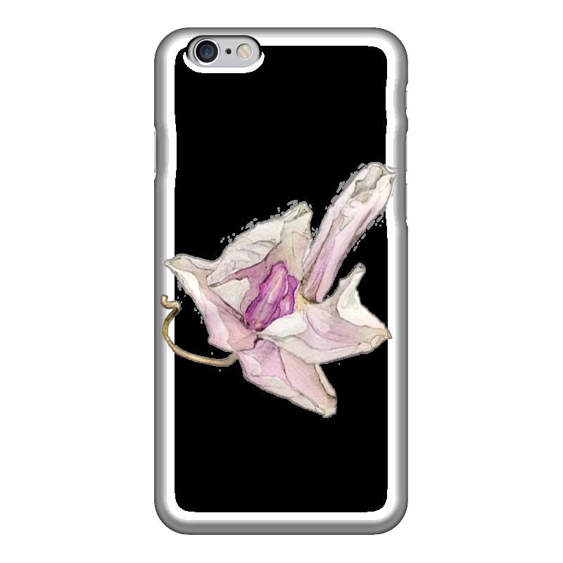 Чехол для iPhone 6 глянцевый Printio Орхидея высушеная phalaenopsis лонгслив printio орхидея