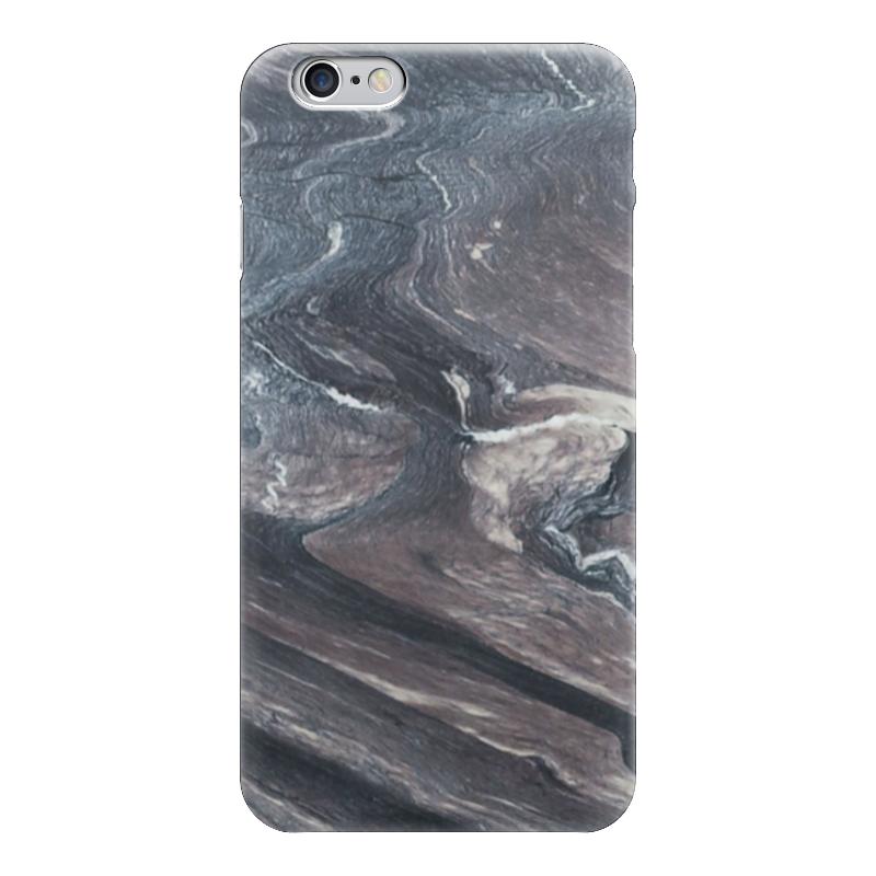 Чехол для iPhone 6 глянцевый Printio Холодный мрамор iphone 6
