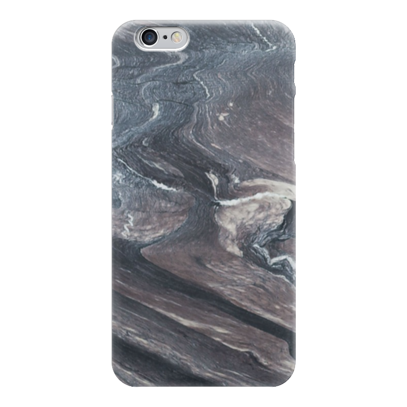 Чехол для iPhone 6 глянцевый Printio Холодный мрамор iphone 6 чехол для iphone 6 глянцевый printio красавица и чудовище