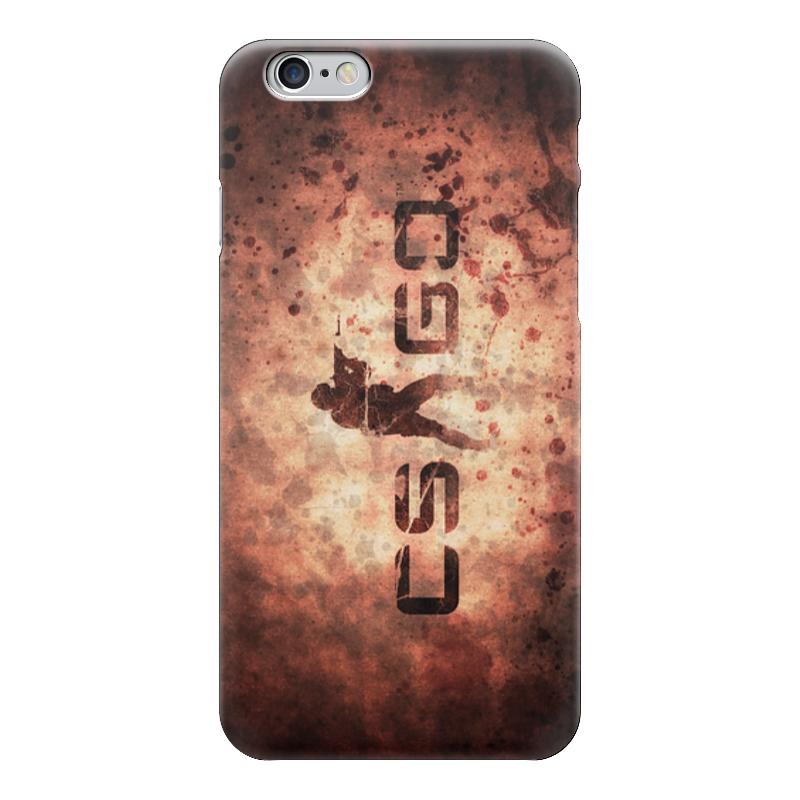 Чехол для iPhone 6 глянцевый Printio Cs go ключи для steam купить cs go за 150 рублей
