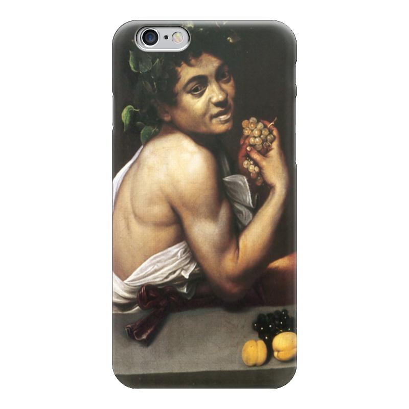 Чехол для iPhone 6 глянцевый Printio Больной вакх (караваджо) караваджо