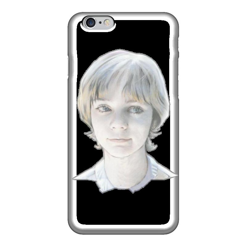 Чехол для iPhone 6 глянцевый Printio Алиса селезнева мазда кседос 6 в москве