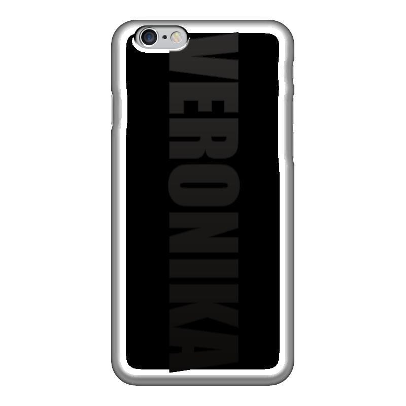 Чехол для iPhone 6 глянцевый Printio С именем вероника чехол для iphone 6 глянцевый printio fatgamy iphone 6