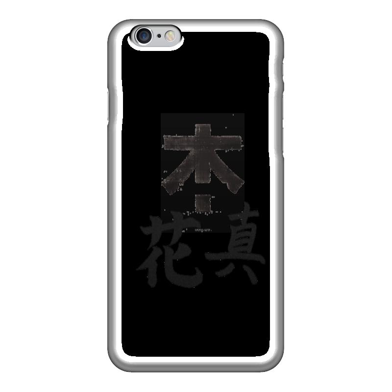 Чехол для iPhone 6 глянцевый Printio Япония. минимализм чехол для iphone 6 plus глянцевый printio япония минимализм