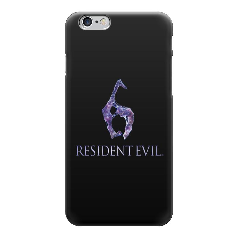 Чехол для iPhone 6 глянцевый Printio Resident evil 6 чехол для iphone 6 глянцевый printio красавица и чудовище