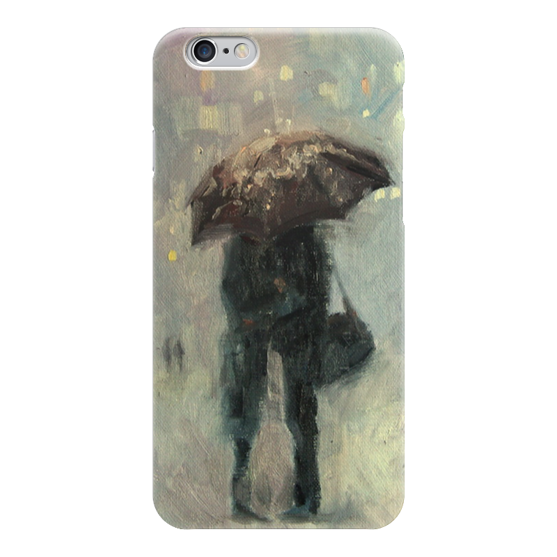 Чехол для iPhone 6 глянцевый Printio Влюбленные чехол для iphone 6 глянцевый printio влюбленные пьер огюст ренуар