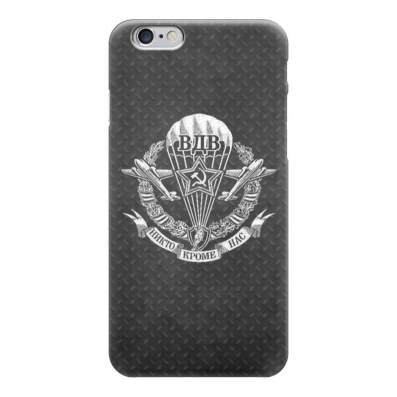 Чехол для iPhone 6 глянцевый Printio Вдв россии какой iphone лучше для россии
