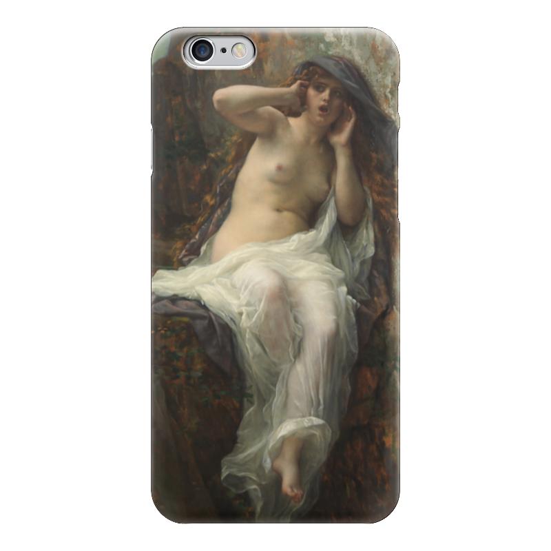 Чехол для iPhone 6 глянцевый Printio Эхо (картина кабанеля) амаяк tер абрамянц эхо армении