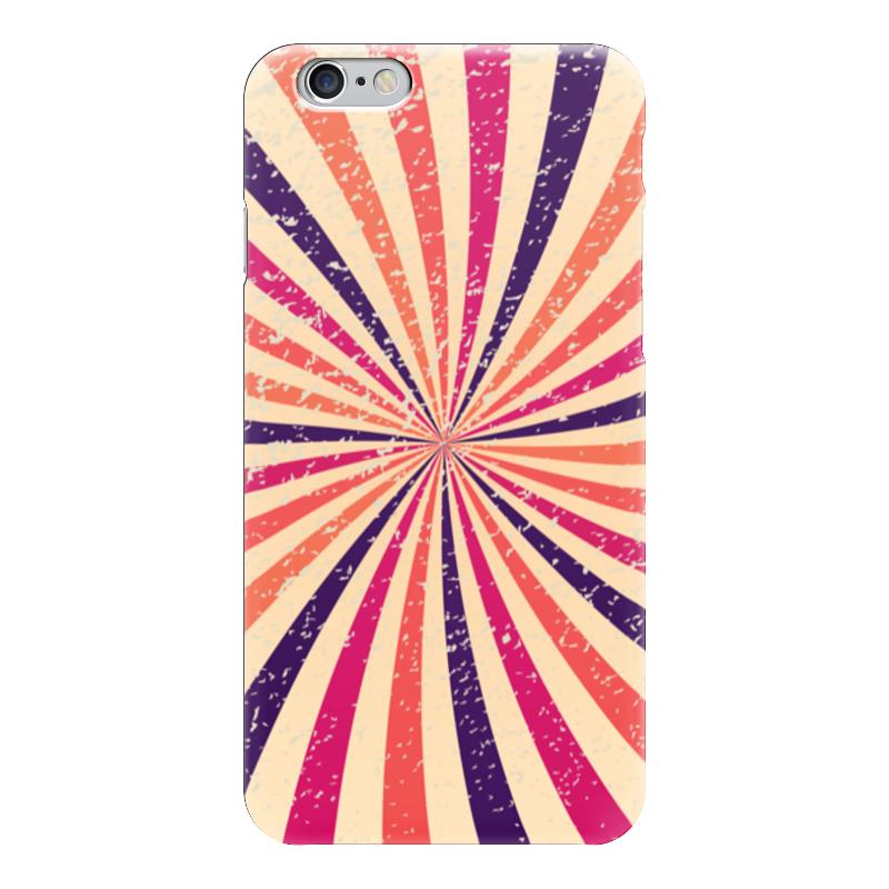 Чехол для iPhone 6 глянцевый Printio Винтажная радуга кружка радуга 305мл фарфор