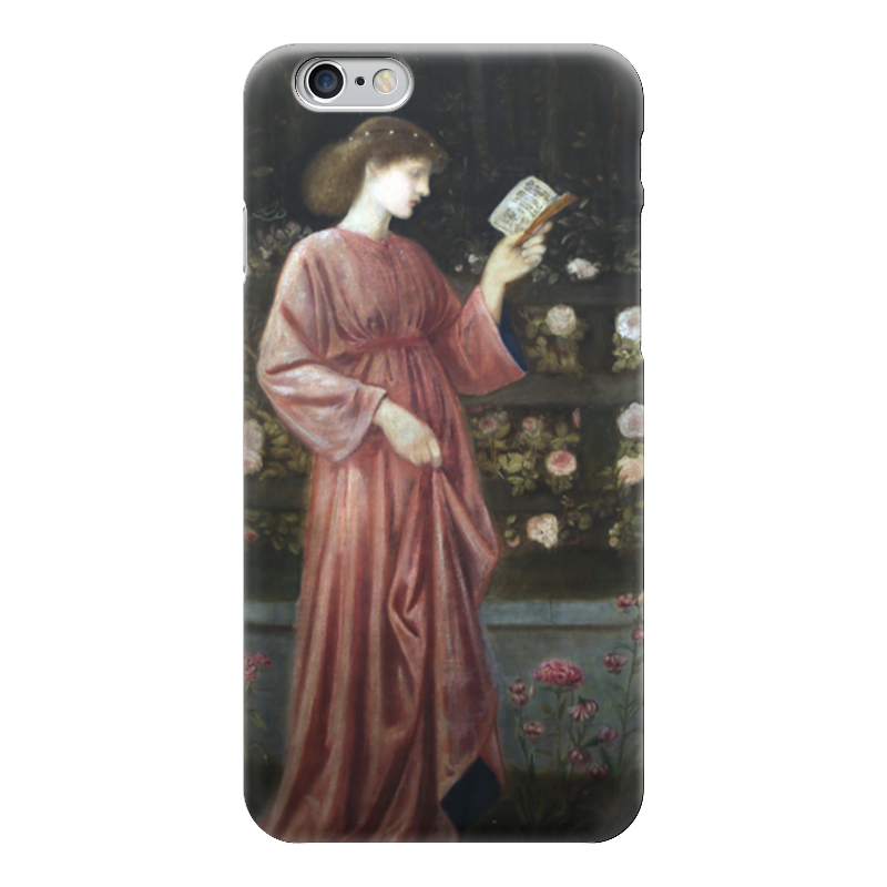 Чехол для iPhone 6 глянцевый Printio Принцесса сабра (эдвард коли бёрн-джонс) коли о кьеркегор