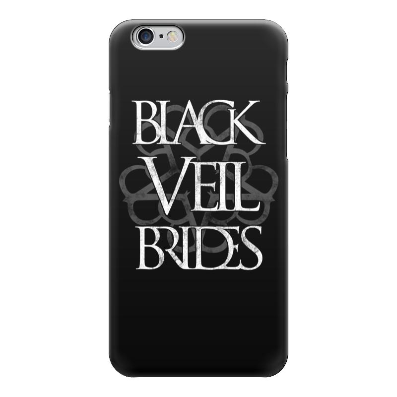 Чехол для iPhone 6 глянцевый Printio Black veil brides чехол для iphone 5 глянцевый с полной запечаткой printio black veil brides