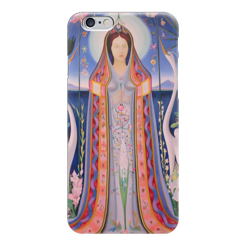 Чехол для iPhone 6 глянцевый Printio Дева (purissima) (джозеф стелла)  цена и фото