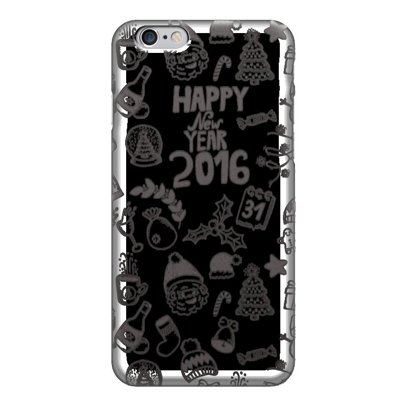 Чехол для iPhone 6 глянцевый Printio Новогодний чехол для iphone 6 глянцевый printio красавица и чудовище