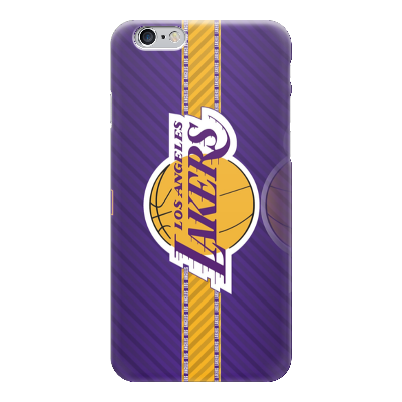 Чехол для iPhone 6 глянцевый Printio Los angeles lakers (лос-анджелес лейкерс) чехол для iphone 6 глянцевый printio los angeles lakers