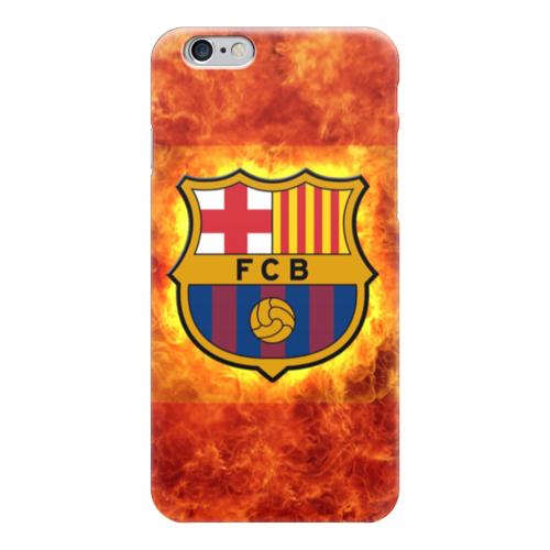 "Чехол для iPhone 6 ""Барселона (Барса)"" - футбол, barcelona, барселона, fcb, барса"