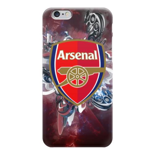 "Чехол для iPhone 6 ""Арсенал (Arsenal)"" - arsenal, арсенал"