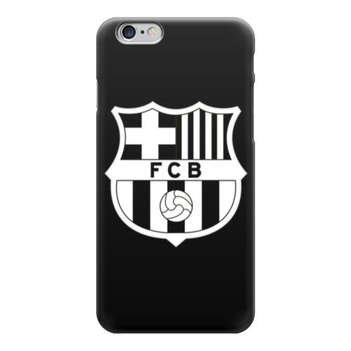 "Чехол для iPhone 6 ""Барселона (Барса)"" - барселона, fcb, barca, барса"