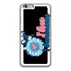 """Чехол для iPhone 6 глянцевый """"I love Postcrossing"""" - i love, postcrossing, посткроссинг, почтовые открытки"""