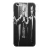 """Чехол для iPhone 6 глянцевый """"Путин и Медведев"""" - политика, путин, медведев"""