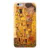 """Чехол для iPhone 6 глянцевый """"Мозаика"""" - любовь, мозаика, пара, поцелуй, иллюстрация"""