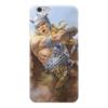 """Чехол для iPhone 6 глянцевый """"Свирепый воин"""" - воин, свобода, русь, викинг, путь воина"""