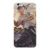 "Чехол для iPhone 6 глянцевый ""Моряк"" - война, ретро, рисунок, моряк"