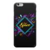 """Чехол для iPhone 6 глянцевый """"Love Space"""" - звезды, космос, вселенная"""