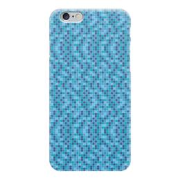 """Чехол для iPhone 6 """"Мозайка"""" - узор, рисунок, стильный, мозайка, абстрактный"""